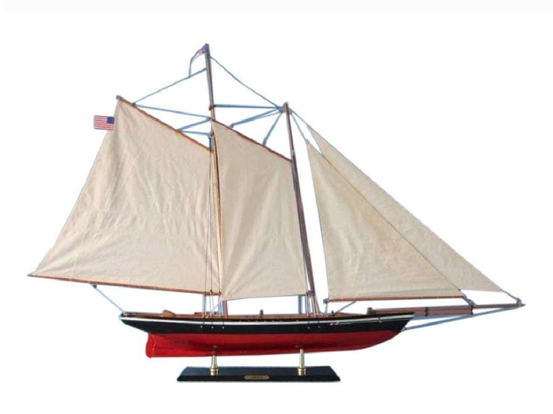 "50"" Limited Edition ""America"" Model Sailboat"