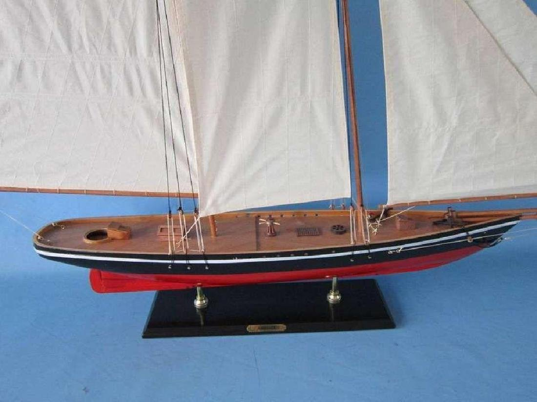 """50"""" Limited Edition """"America"""" Model Sailboat - 2"""