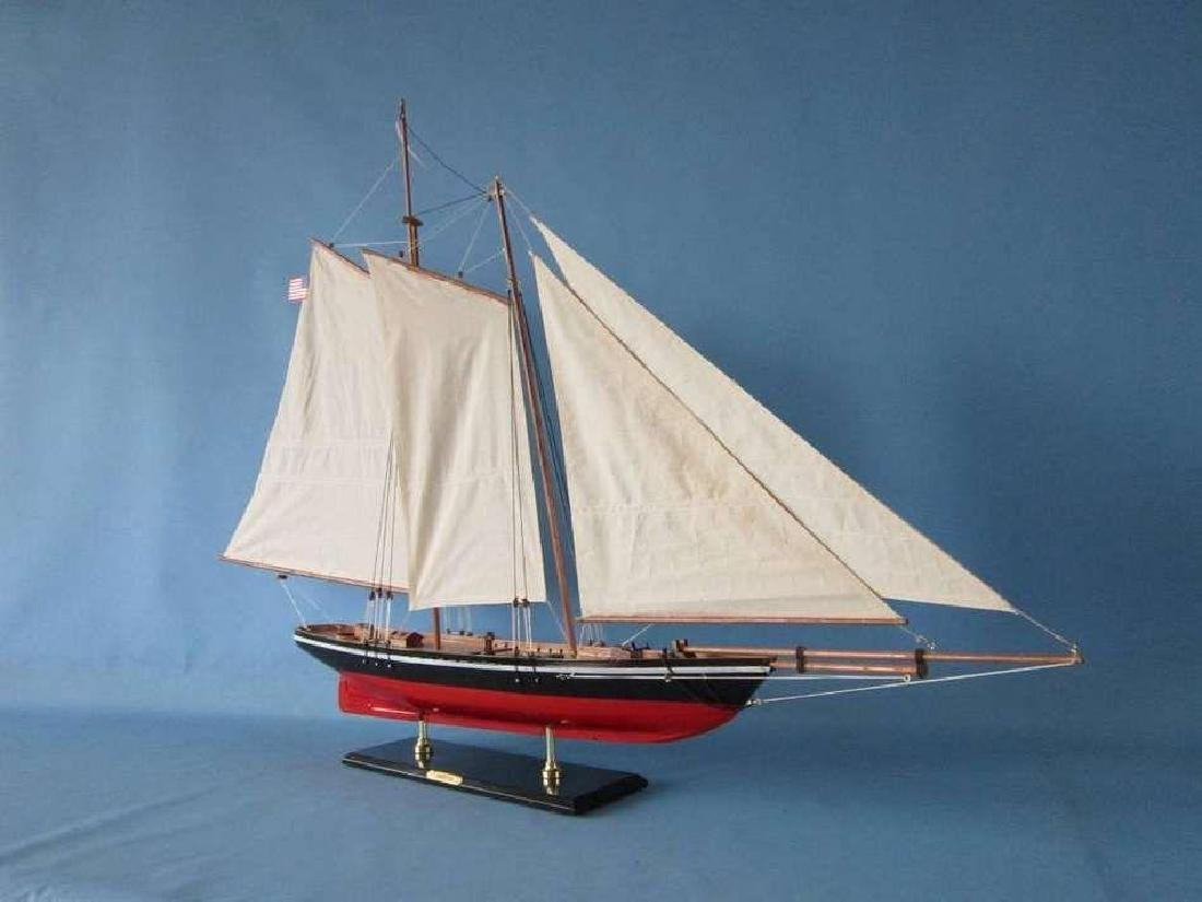 "50"" Limited Edition ""America"" Model Sailboat - 5"