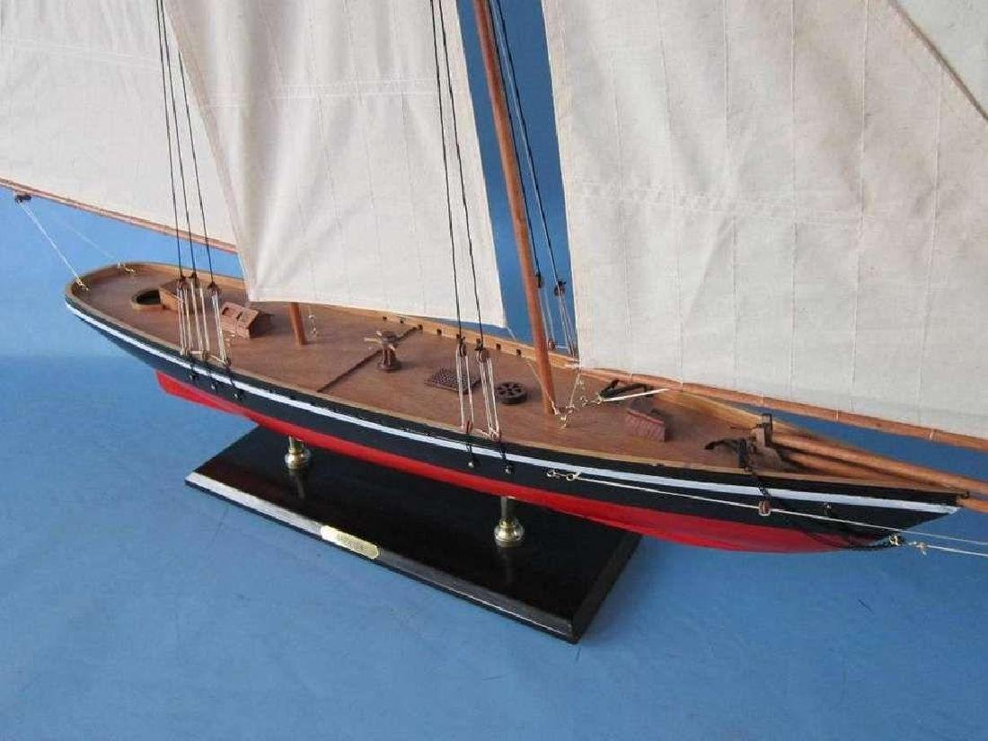 "50"" Limited Edition ""America"" Model Sailboat - 6"