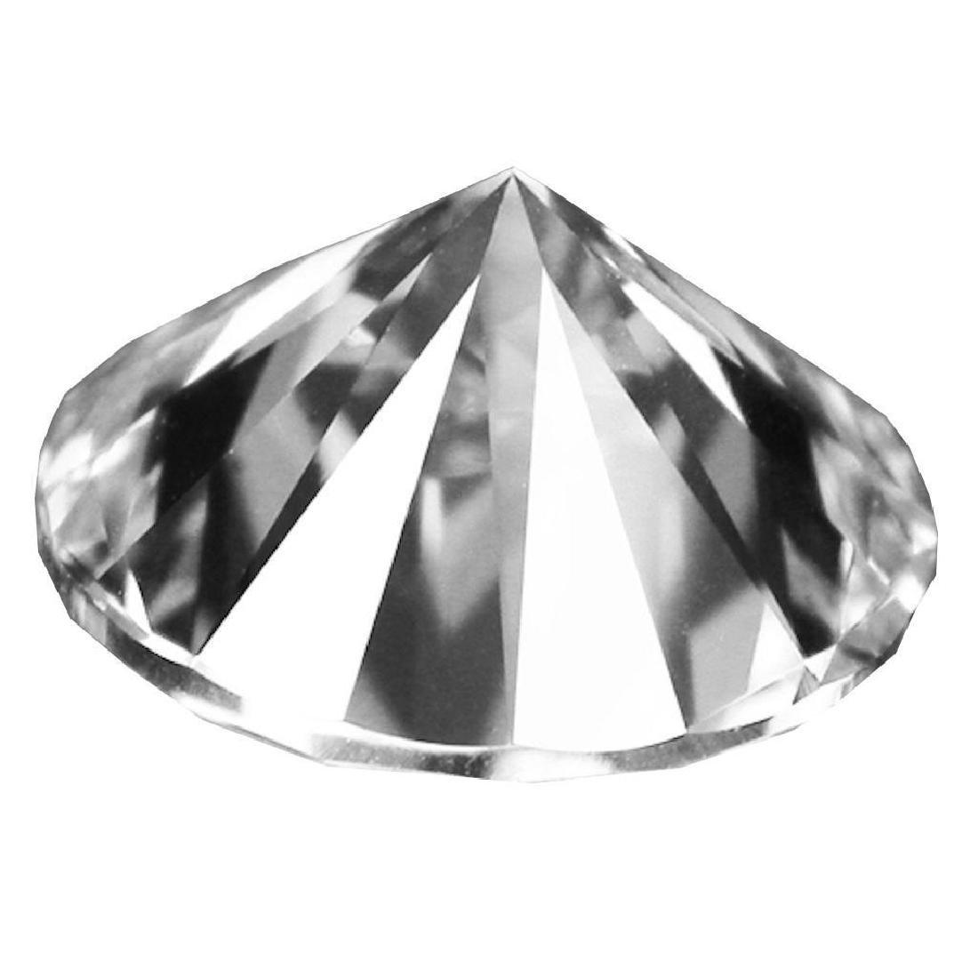 3.87cts Bianco Diamond Grade 6AAAAAA - Loose Stone - 3