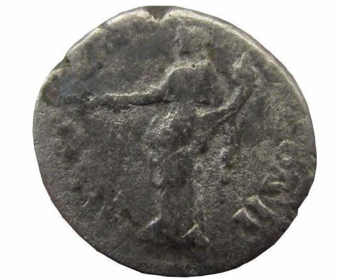 Silver Roma coin - 2
