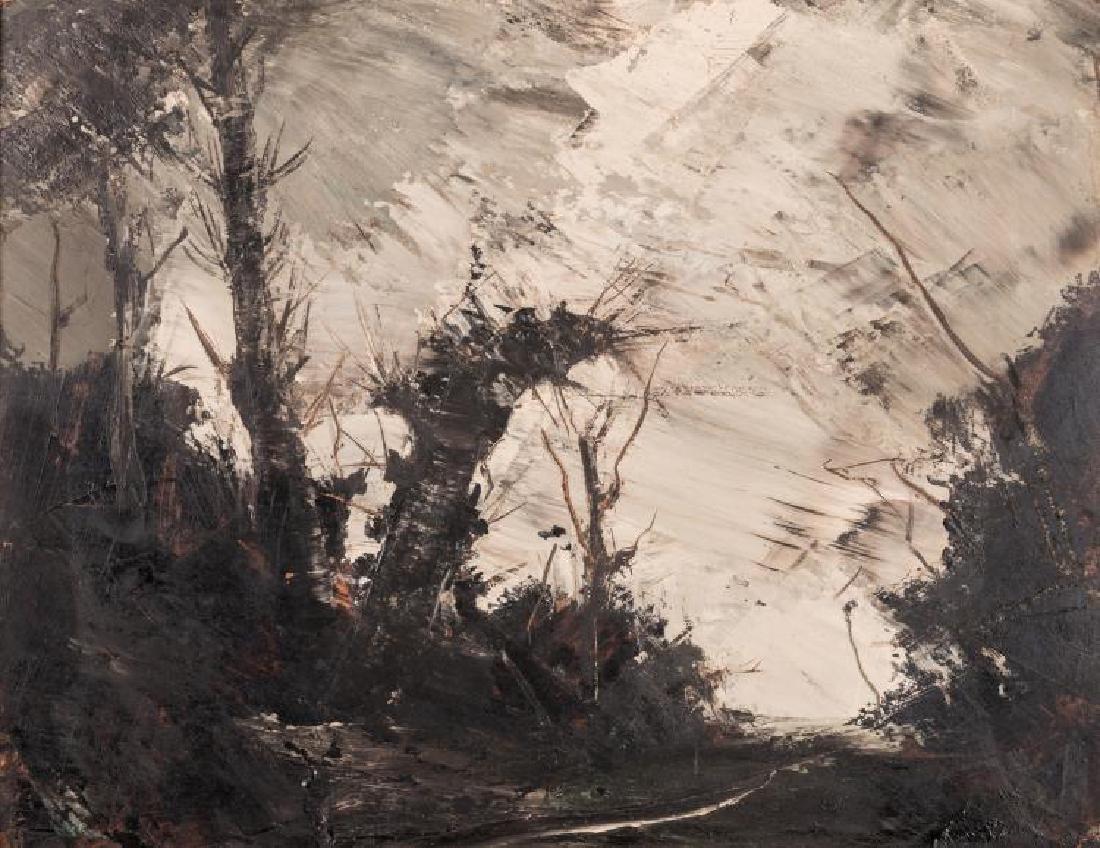 Ubaldo Magnavacca, Oil on Board, Landscape and more - 3