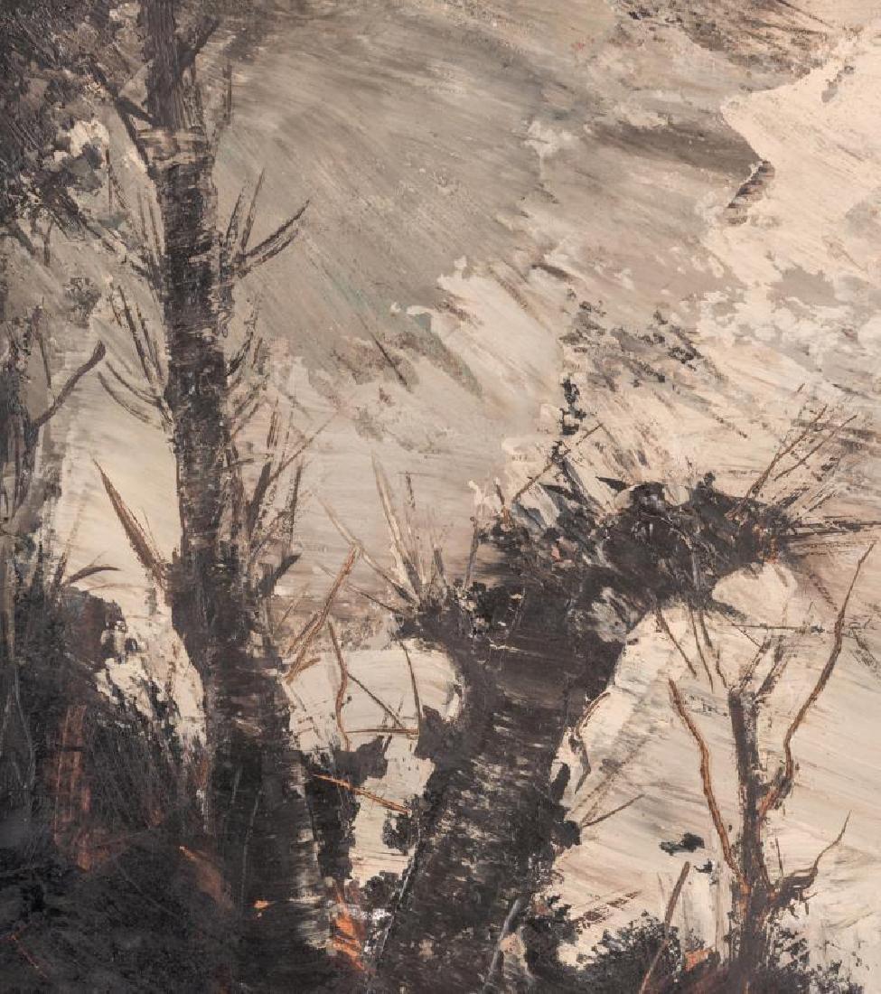 Ubaldo Magnavacca, Oil on Board, Landscape and more - 4