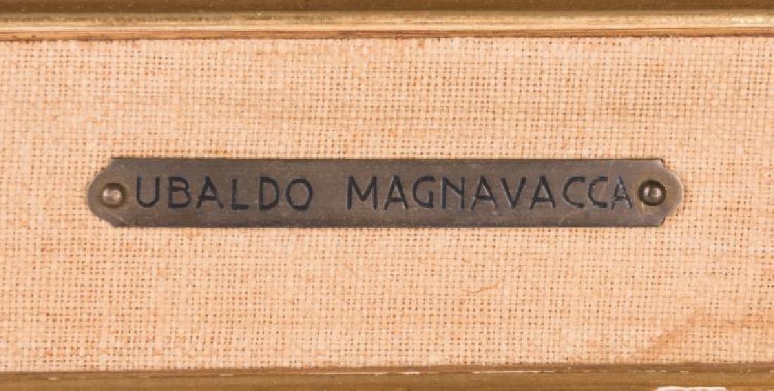 Ubaldo Magnavacca, Oil on Board, Landscape and more - 6
