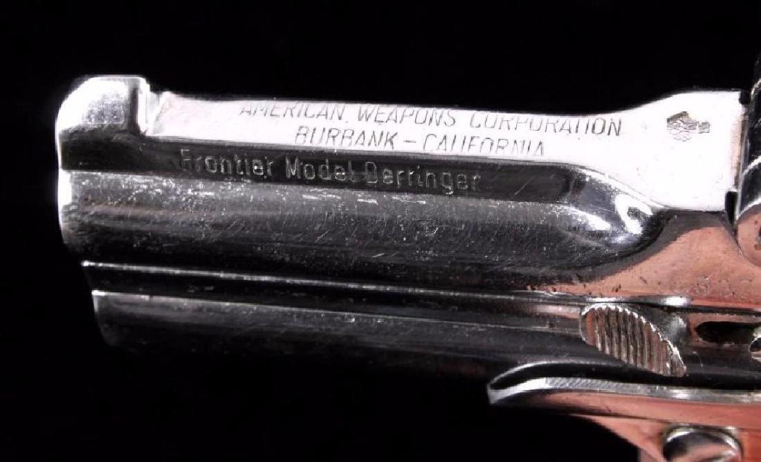 American Weapons Corp. Frontier Model Derringer - 5