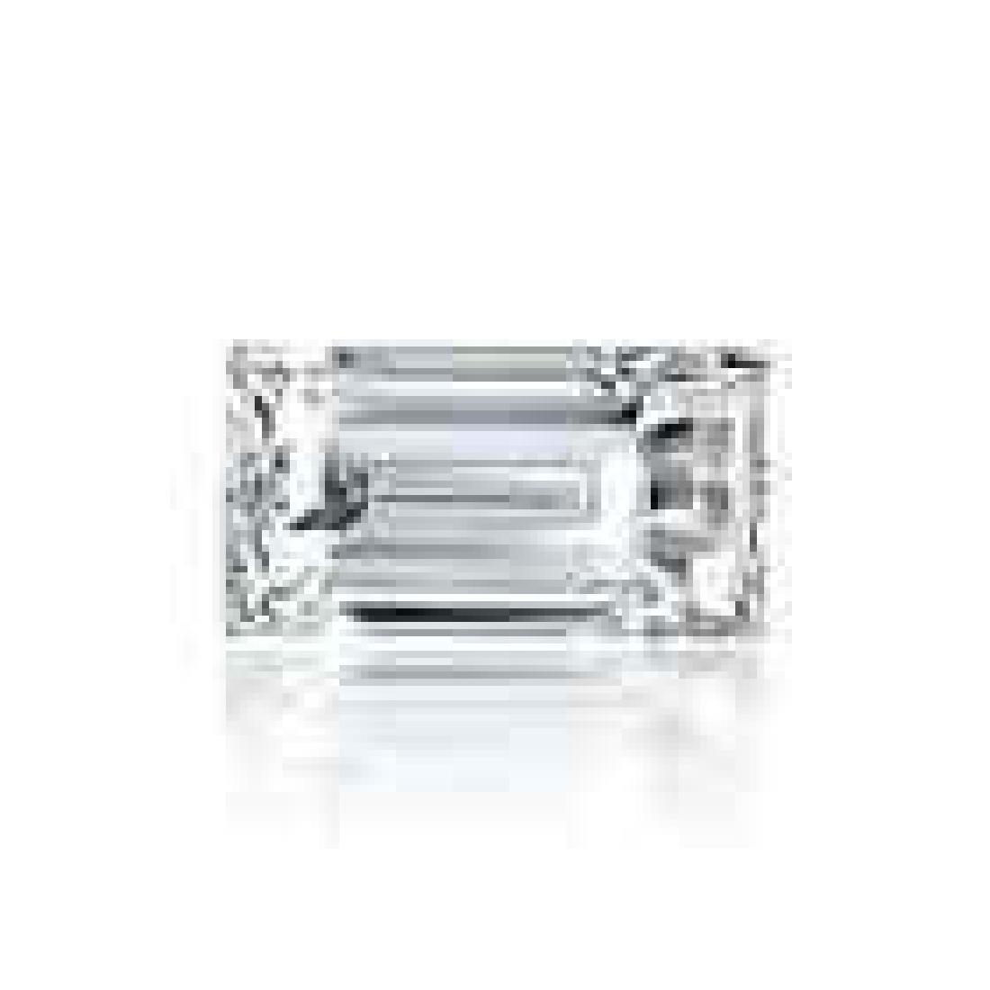 11 Ct. BAGUETTE Bianco Diamond
