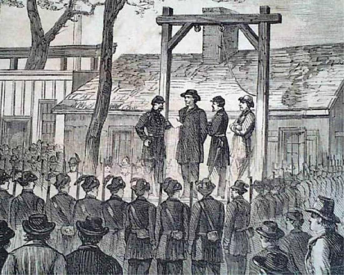 1865 Civil War Leslie's Illustrated Newspaper, NY - 2