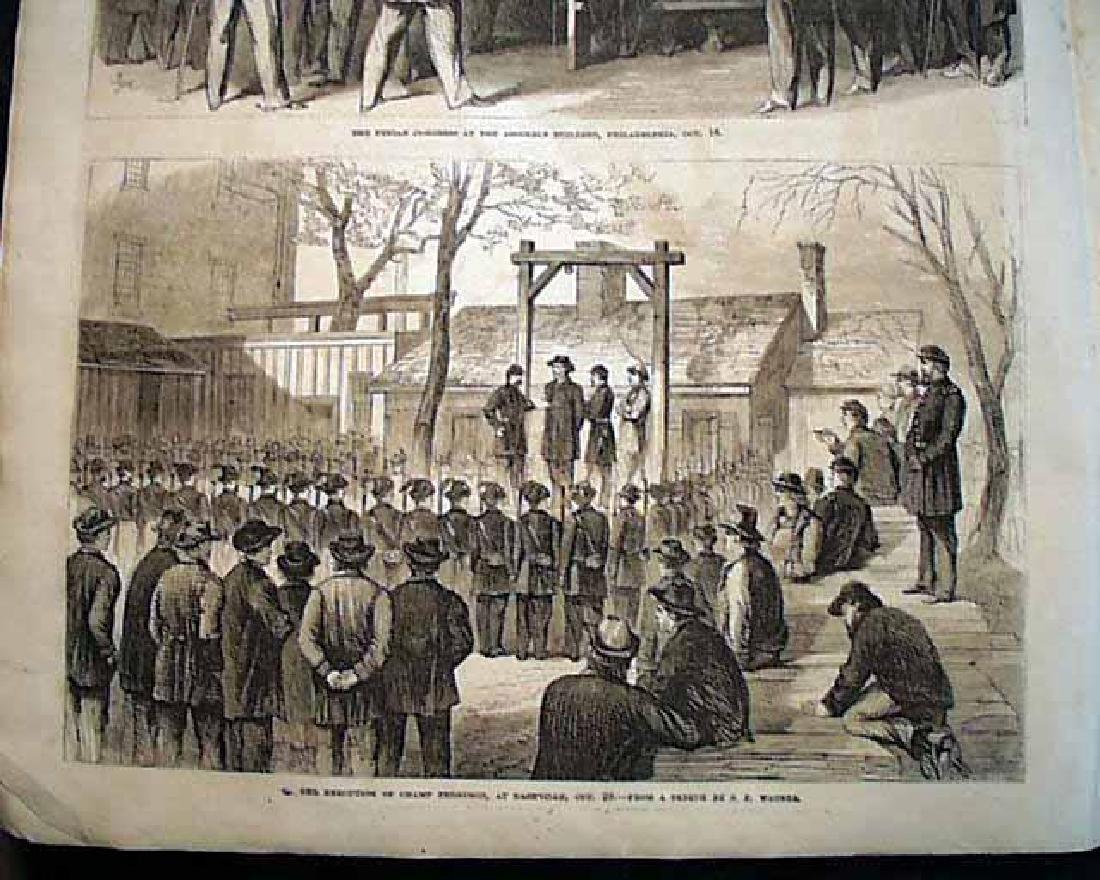 1865 Civil War Leslie's Illustrated Newspaper, NY - 3