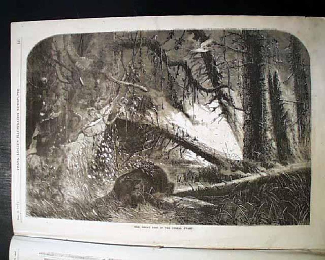 1865 Civil War Leslie's Illustrated Newspaper, NY - 7