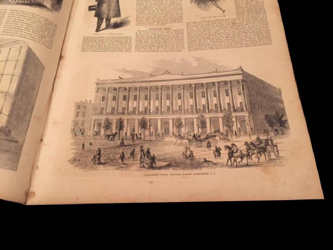 1850's Harper's Weekly & Gleason's Pictorial - 3