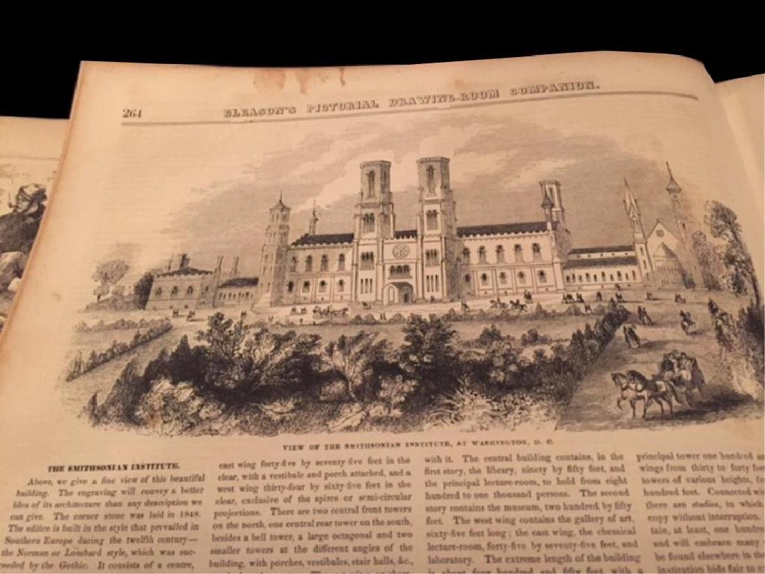 1850's Harper's Weekly & Gleason's Pictorial - 4