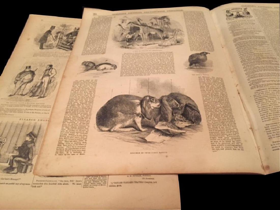 1850's Harper's Weekly & Gleason's Pictorial - 6