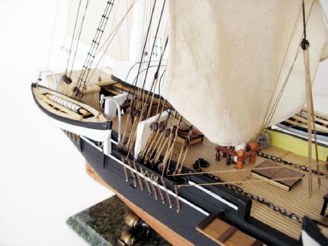 "Charles W. Morgan Limited 32"" Model Ship - 4"