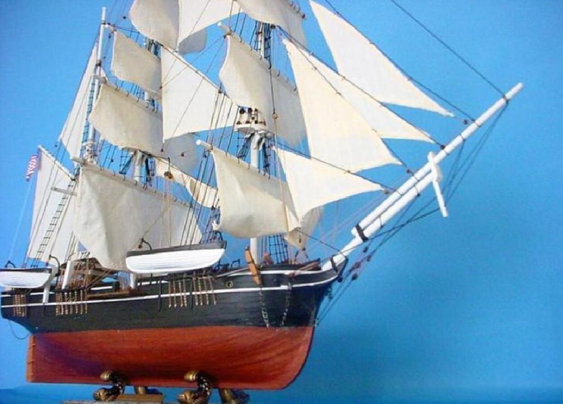 "Charles W. Morgan Limited 32"" Model Ship - 6"