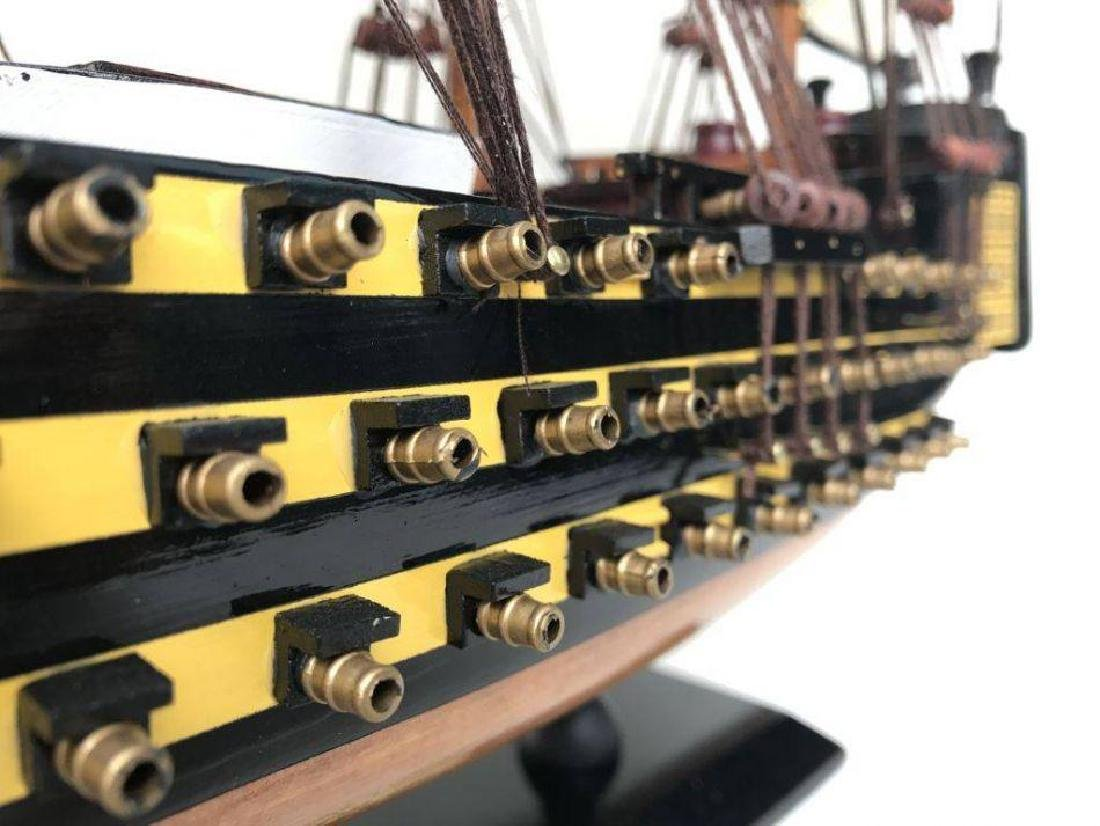Wooden Hms Victory Tall Model Ship 24'' - 2
