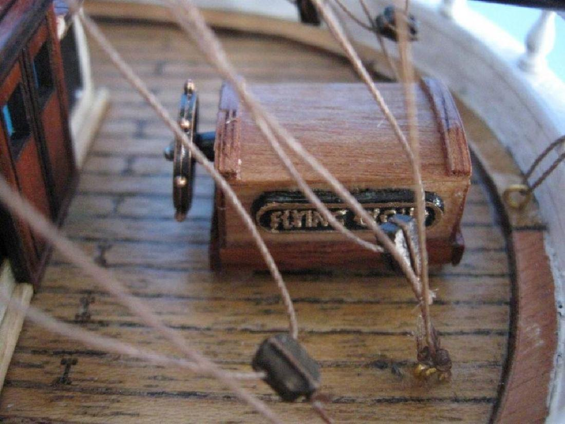 """Flying Cloud 50"""" Tall Model Ship Limited - 4"""