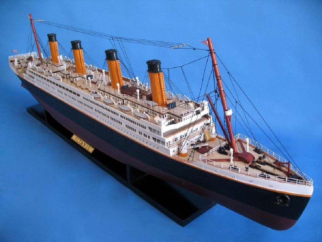 RMS Titanic Model Cruise Ship 40'' - 10
