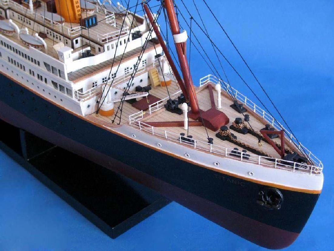 RMS Titanic Model Cruise Ship 40'' - 12