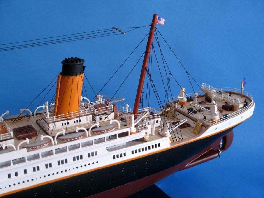 RMS Titanic Model Cruise Ship 40'' - 13