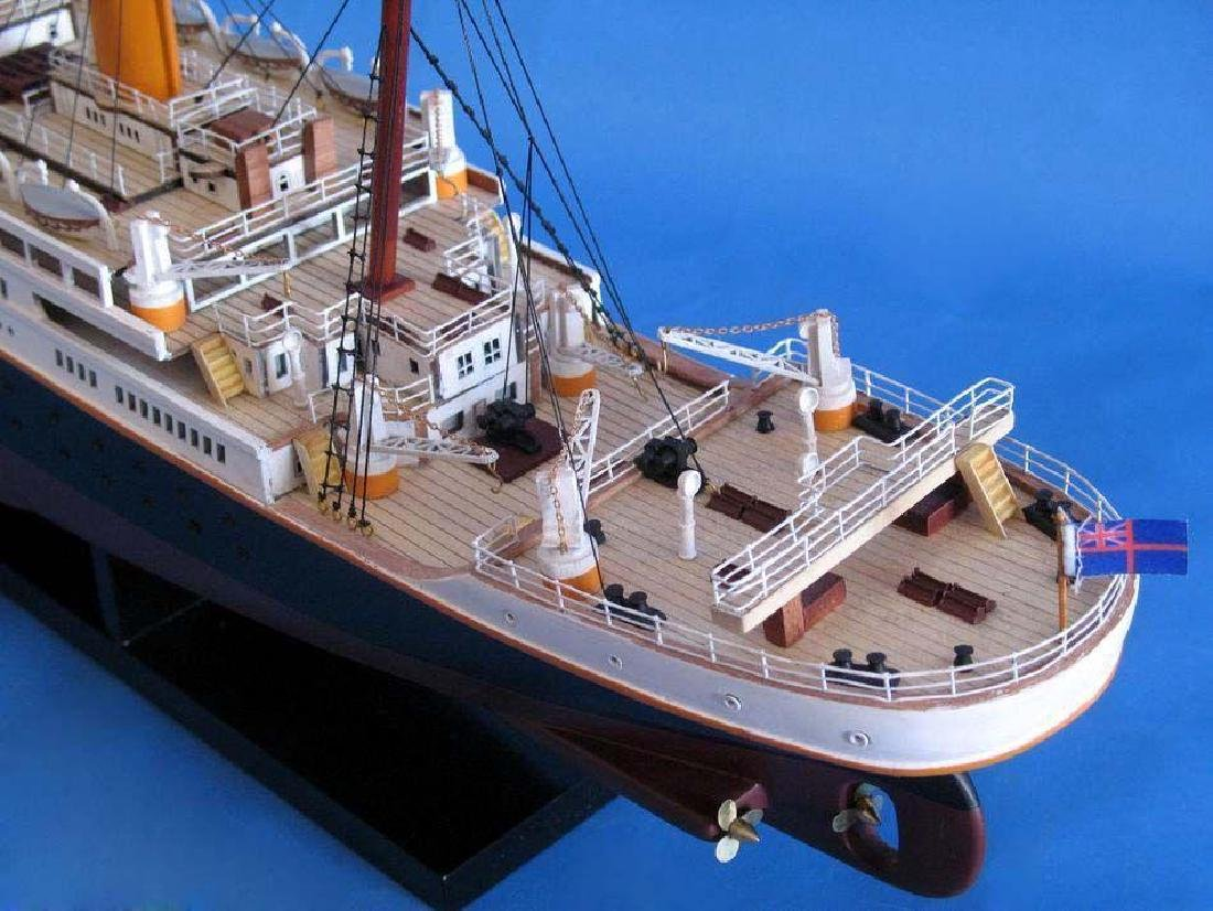 RMS Titanic Model Cruise Ship 40'' - 17