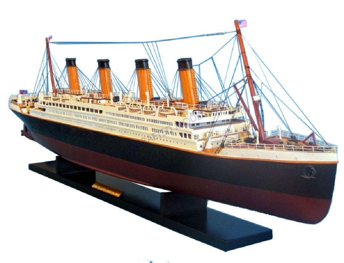 RMS Titanic Model Cruise Ship 40''