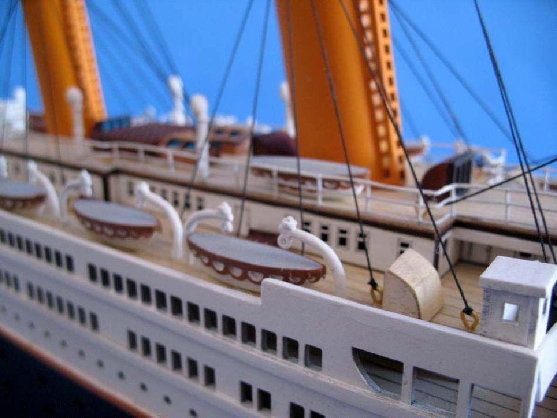 RMS Titanic Model Cruise Ship 40'' - 3