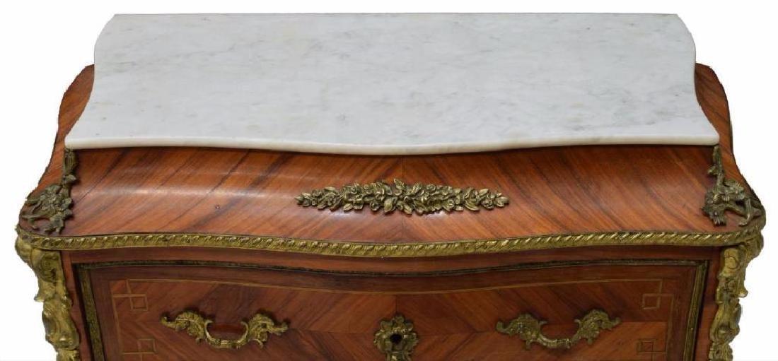 Napoleon Iii Period Diminutive Mahogany Secretary - 10