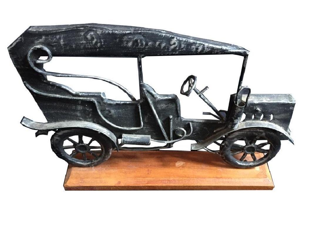 Metal Decoration, Ford Model T - 2