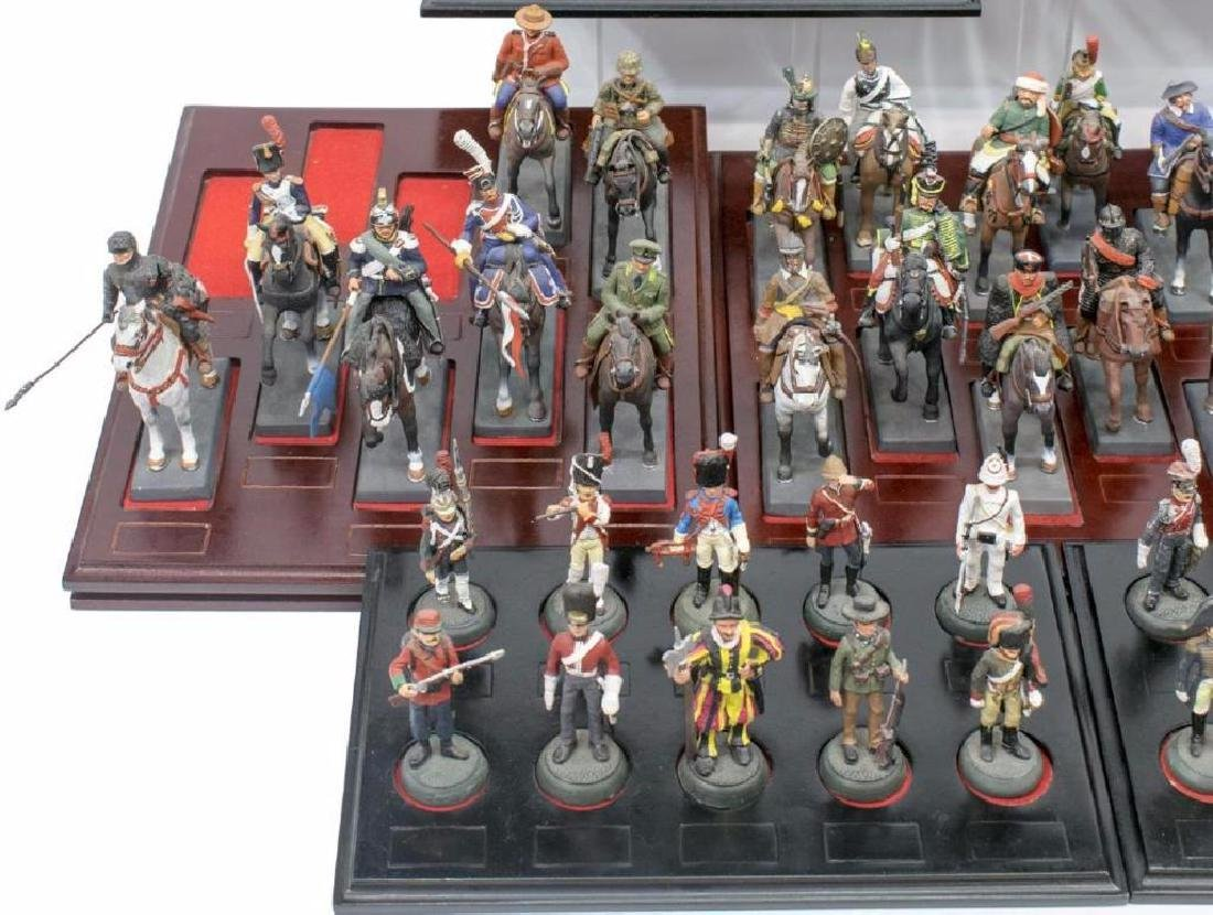Huge Group Dea by Cassandra Lead Soldiers & Horses - 2