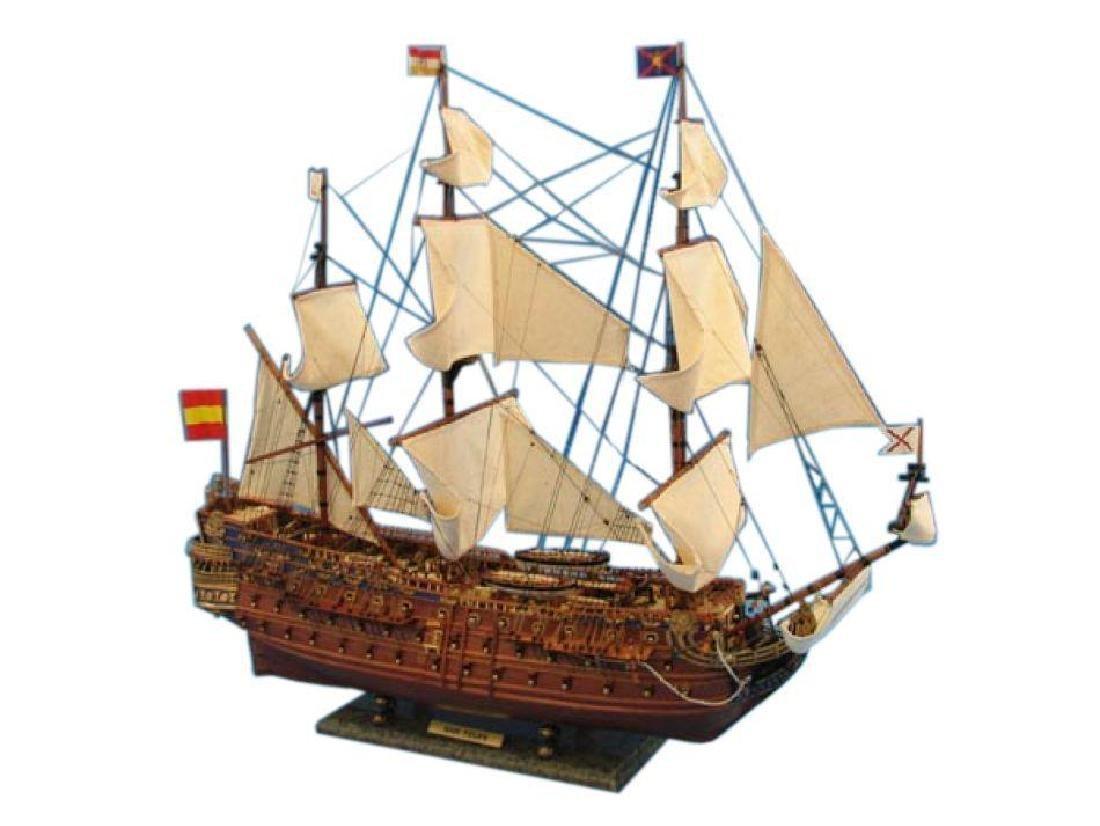 "San Felipe Limited Tall Model Ship 38"""
