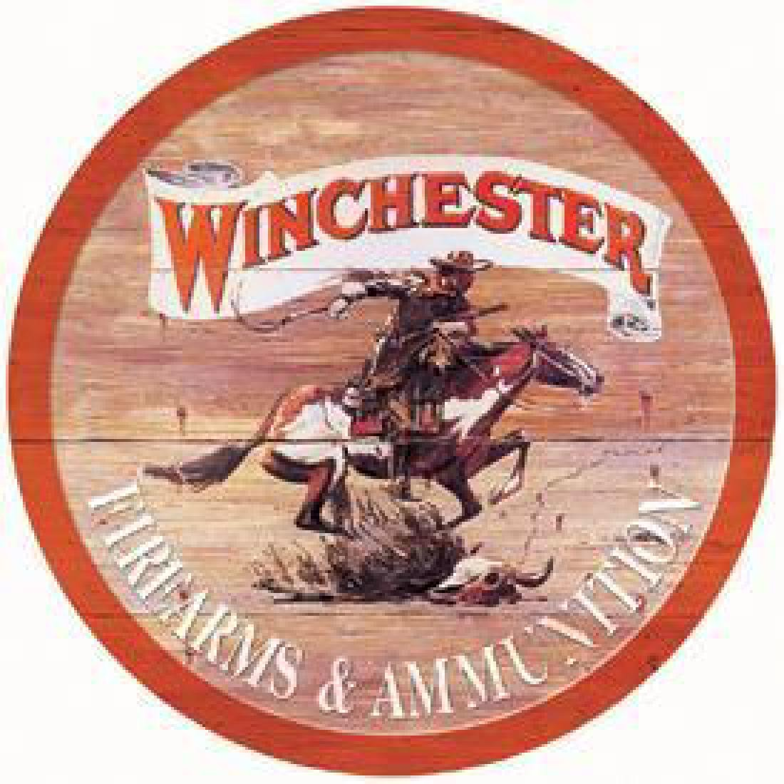 Winchester ExpressROLLED EDGES