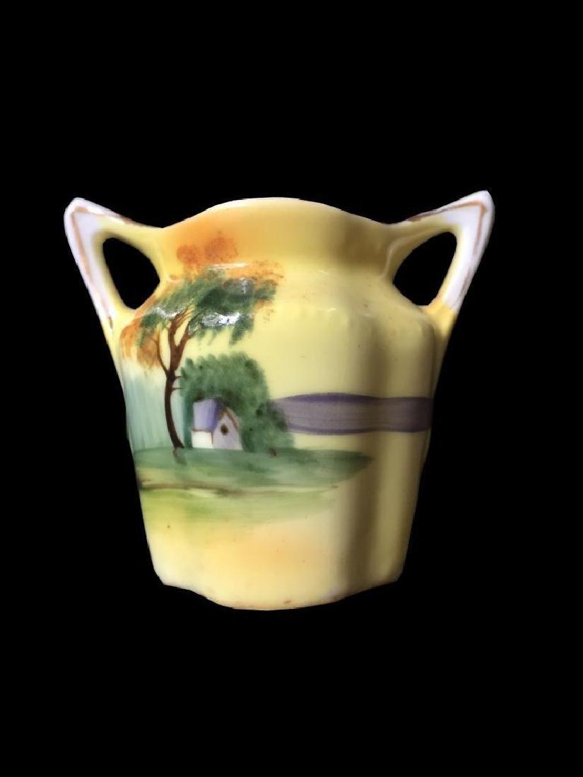 Vintage Noritake Tree In Meadow Toothpick Vase