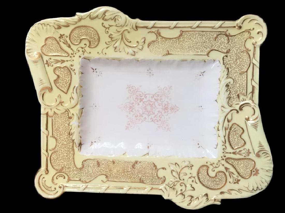 Royal Rudolstadt & Coalport Antique Plates - 2