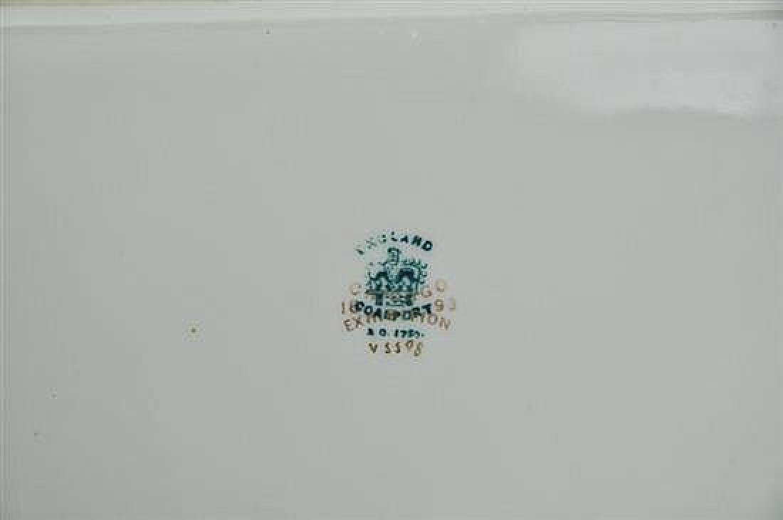 Royal Rudolstadt & Coalport Antique Plates - 3