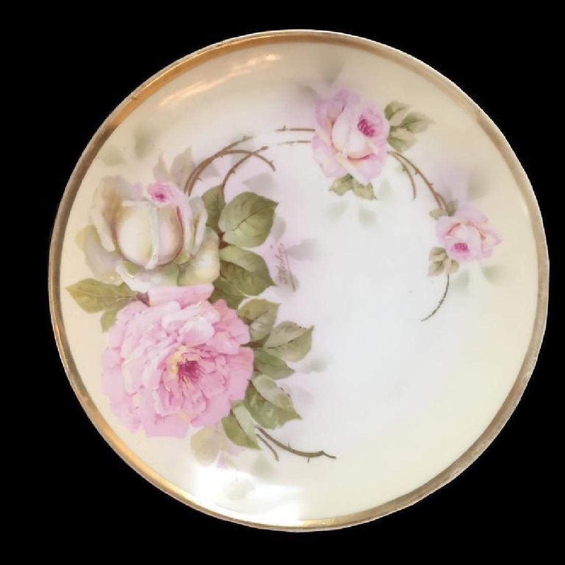 Royal Rudolstadt & Coalport Antique Plates - 4