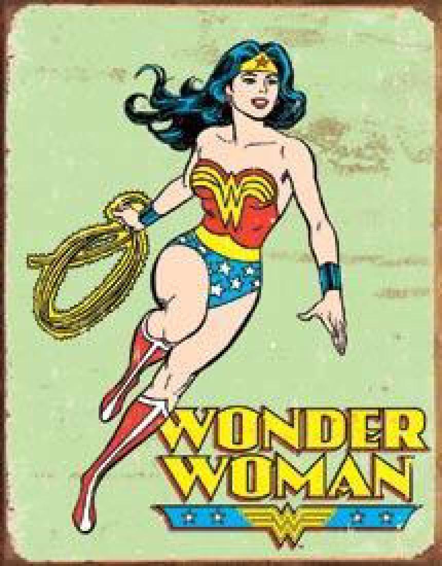 Wonder Woman Retro