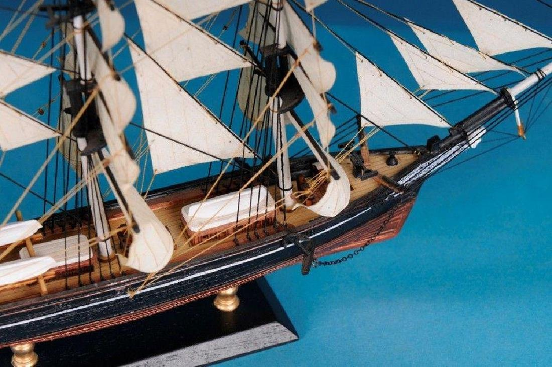 Cutty Sark Limited Tall Model Clipper Ship 15'' - 3