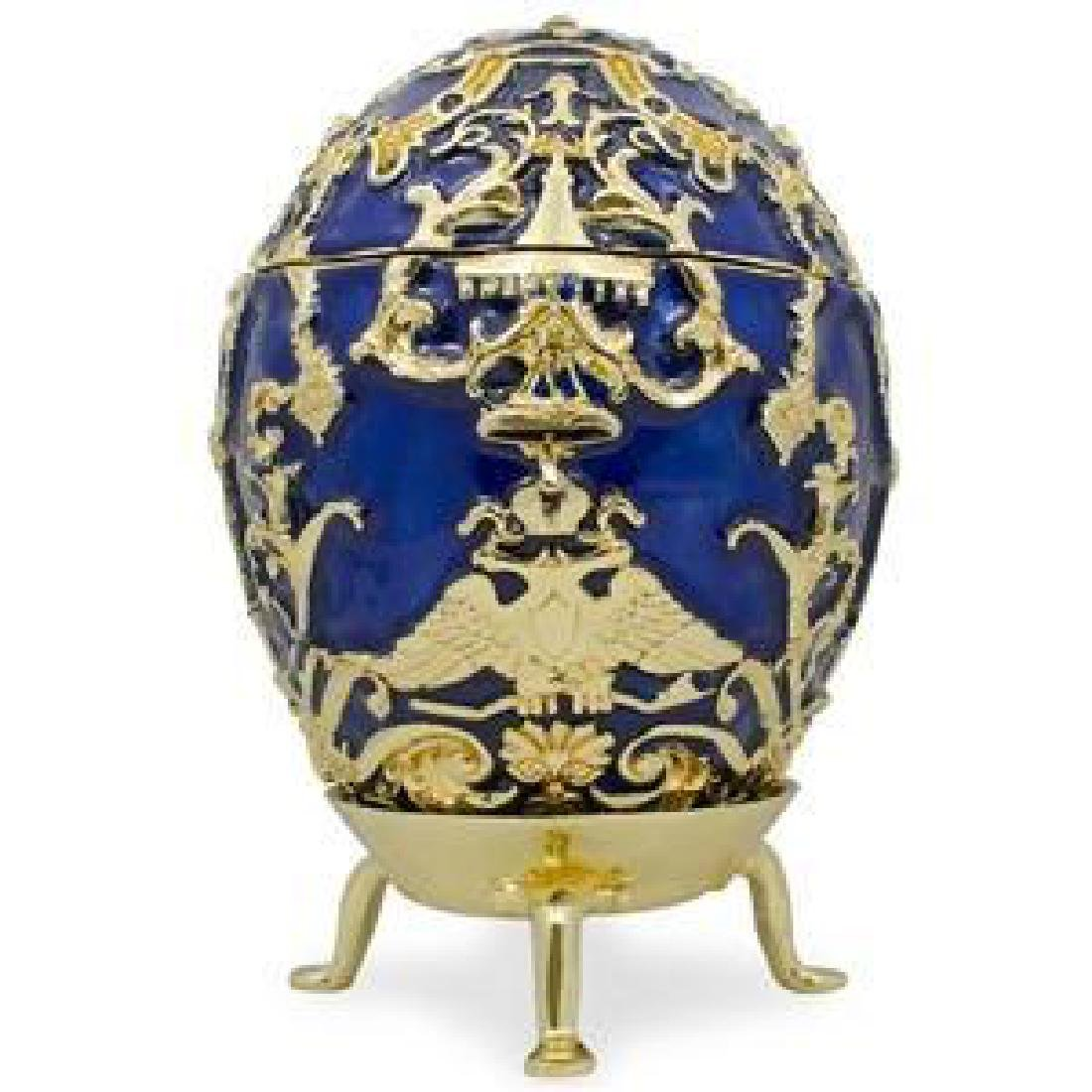 Faberge Inspired 1912 Tsarevich Russian