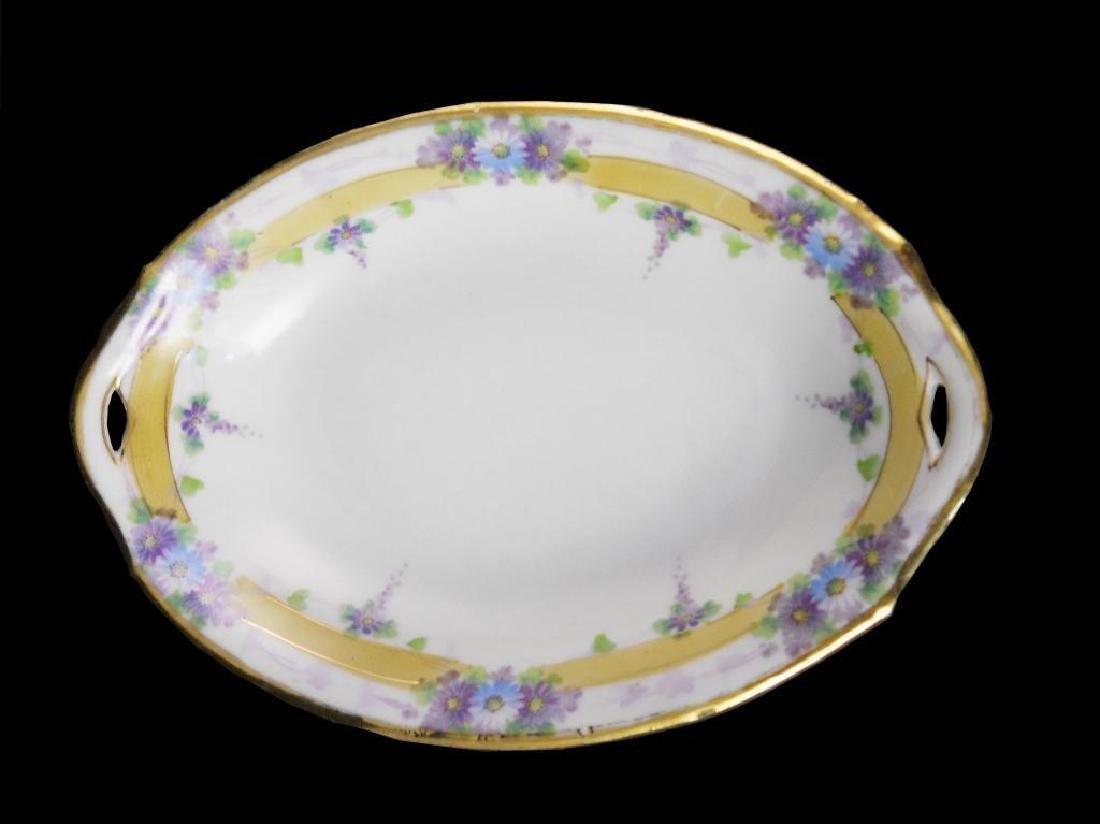 Victorian Relish Dish, Berry Bowl