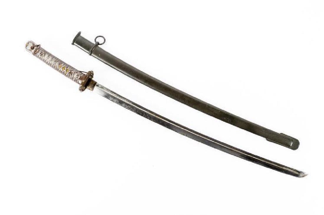 WWII Japanese Katana Sword