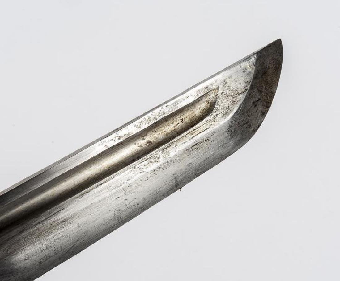 WWII Japanese Katana Sword - 6