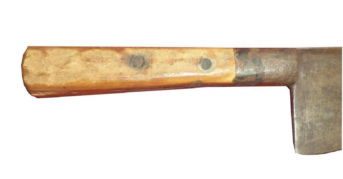 Centuries Old Bone Handled Khanjar Dagger - 4