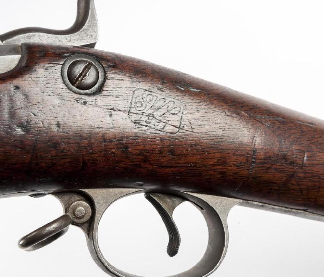 U.S. Springfield Model 1884 Trapdoor Rifle - 3