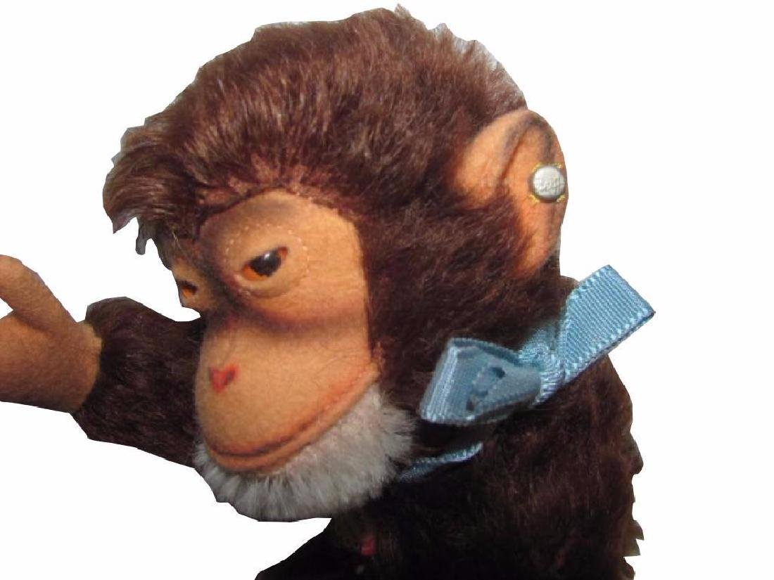 "Steiff Jocko Jointed 6 1/2"" Monkey"