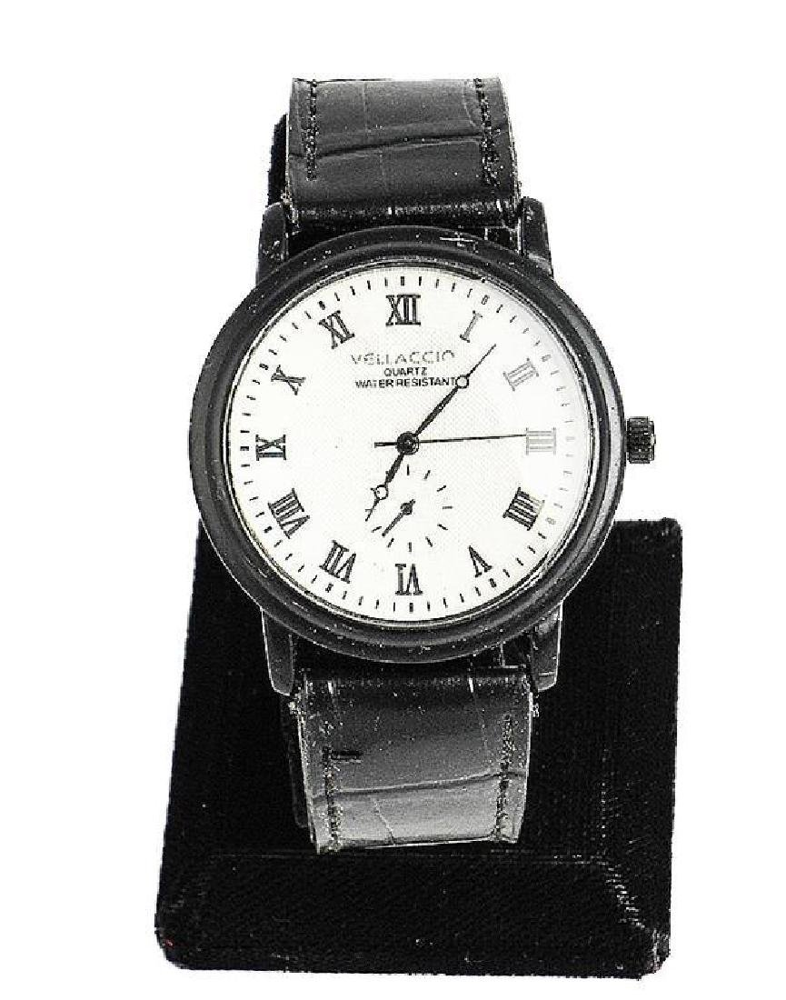 Men's Italian Quartz Wristwatch