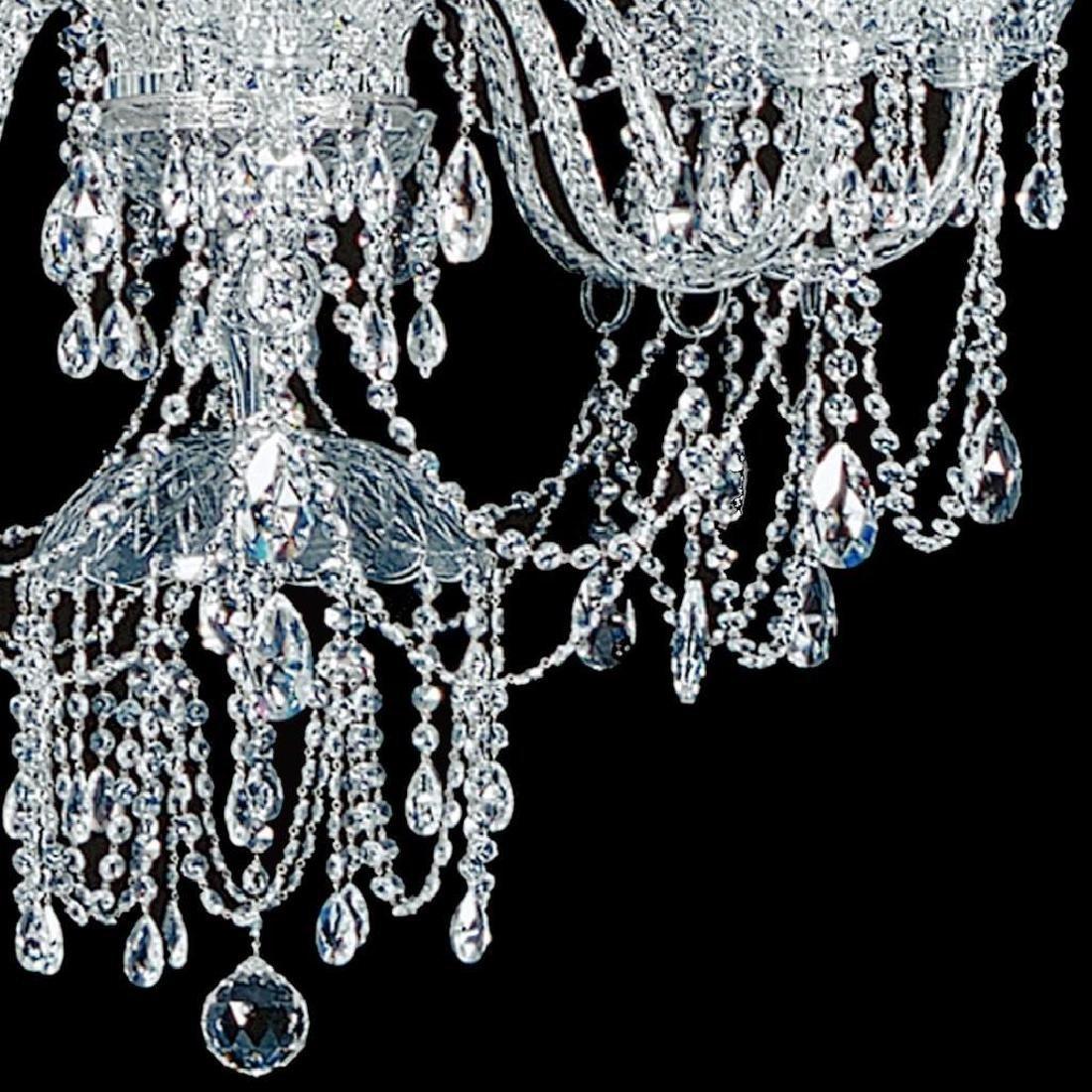 Winter Elegance - 16 Light Crystal Chandelier with - 3