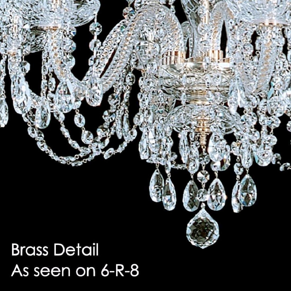 Winter Elegance - 16 Light Crystal Chandelier with - 4