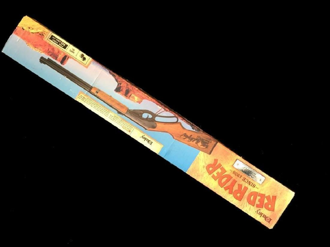 Millennium 2000 Edition, Daisy Red Ryder BB Gun - 2