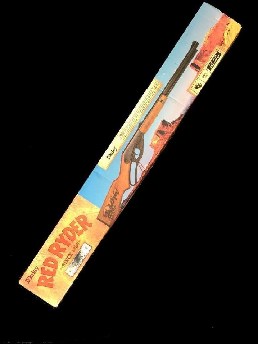 Millennium 2000 Edition, Daisy Red Ryder BB Gun - 3